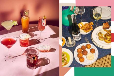 Gdzie zjeść i pójść na drinka w Warszawie? Sprawdź najbardziej klimatyczne restauracje i knajpki z ogródkami, które odwiedzimy już w najbliższy weekend