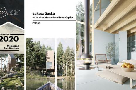 Zwycięzcy konkursu Tubądzin Design Awards 2020