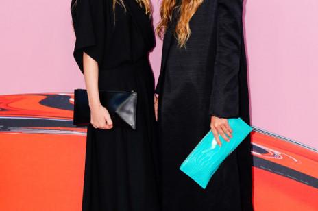 Mary-Kate i Ashley Olsen - stylizacje gwiazd