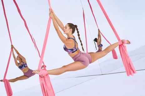 Dzień z życia Ani Węklar – Mistrzyni Świata w Akrobatyce Powietrznej i bohaterki najnowszej kampanii treningowej marki 4F
