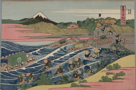 HOKUSAI. Wędrując…. Wystawa japońskich drzeworytów w Muzeum Narodowym w Krakowie