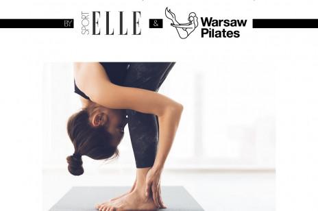 Ruszamy na maty!  Kup wejściówkę na rejs pilatesu z ELLE i Warsaw Pilates