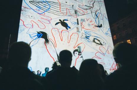 Ruchome murale na ścianach wrocławskich kamienic już w najbliższą sobotę