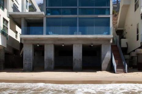 Kanye West kupił dom w Malibu zaprojektowany przez Tadao Ando