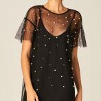 f750a414 Lekka wzorzysta sukienka - Modne sukienki na wiosnę 2018 z Mohito
