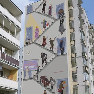 Modne restauracje trendy wiosna lato 2018 for Mural alternatywy 4