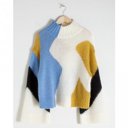 260caa1a38 swetry - Elle.pl - trendy wiosna lato 2019  moda