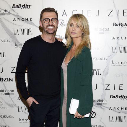 Gwiazdy Na Pokazie Maciej Zień Under Pressure 2018 Elle