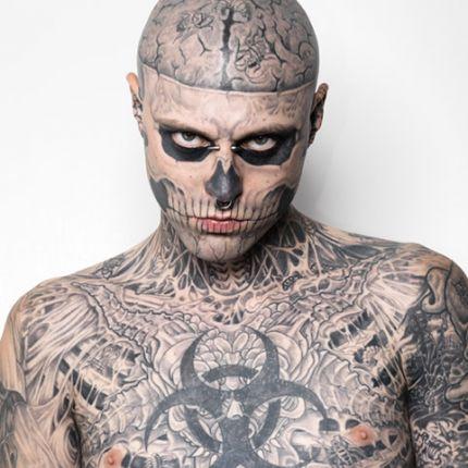 Zombie Boy Bez Tatuaży Jak Wyglądał Ellepl Trendy