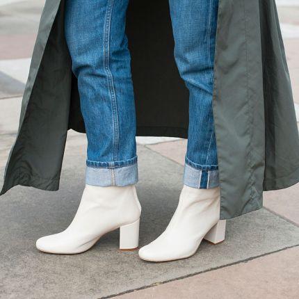 24d54a42c5d555 kozaki - Elle.pl - trendy wiosna lato 2019: moda, modne fryzury ...