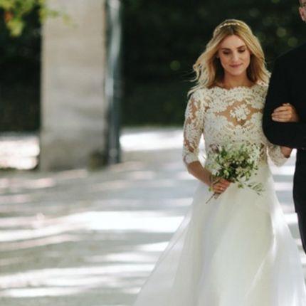 Suknie ślubne Elle Wedding Trendy Wiosna Lato 2019 Moda Modne