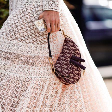 09dcf314cd5c8 torebka Dior - Elle.pl - trendy wiosna lato 2019  moda