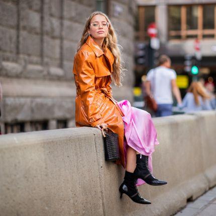 46a05ff603376 płaszcze - Elle.pl - trendy wiosna lato 2019: moda, modne fryzury ...