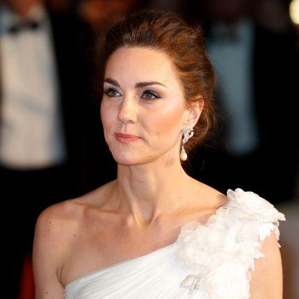 Kate Middleton Nosi Ulubione Kolczyki Księżnej Diany Elle