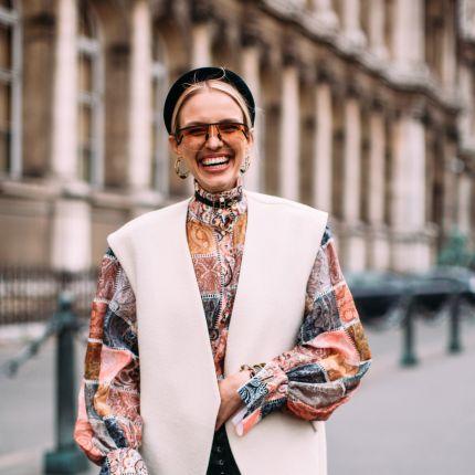 9236f47b10 Street fashion  Paris Fashion Week jesień-zima 2019 2020