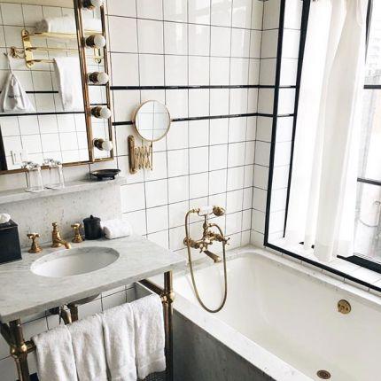 łazienki Ellepl Trendy Jesień Zima 2019 2020 Moda