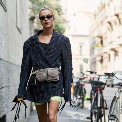 4a9fbf5dd862a8 Kolarki - atrybut mody lat 90. trafił na wybiegi, a potem na ulice. Czy  można je nosić stylowo?