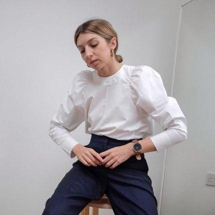 W superbly koszula - Elle.pl - trendy wiosna lato 2019: moda, modne fryzury CS72