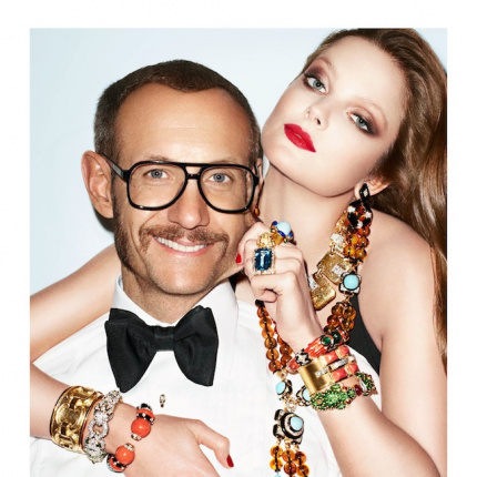 Terry Richardson modelem?