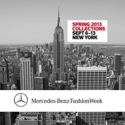 Program New York Fashion Week wiosna-lato 2013
