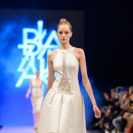 Fashion Week Poland: Monika Błażusiak, wiosna-lato 2013