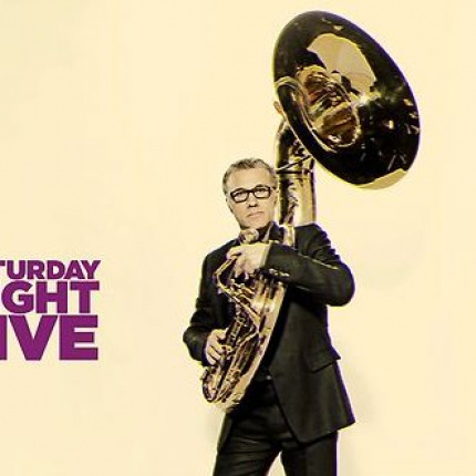 Christoph Waltz pariodiuje w Saturday Night Live