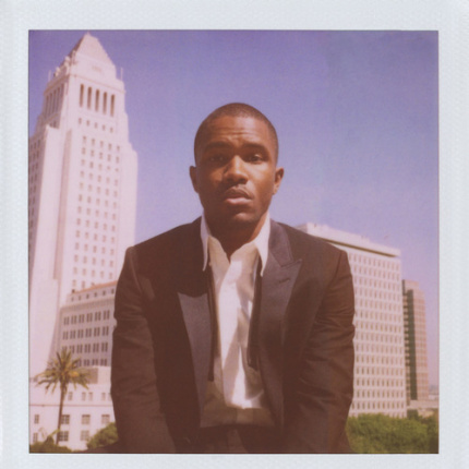 Frank Ocean w lookbooku Band of Outsiders