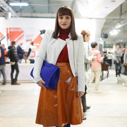 Street fashion: 9. Fashion Week Poland wiosna-lato 2014
