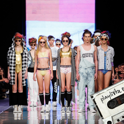 Playlista ELLE.pl: Fashion Week Poland wiosna-lato 2014