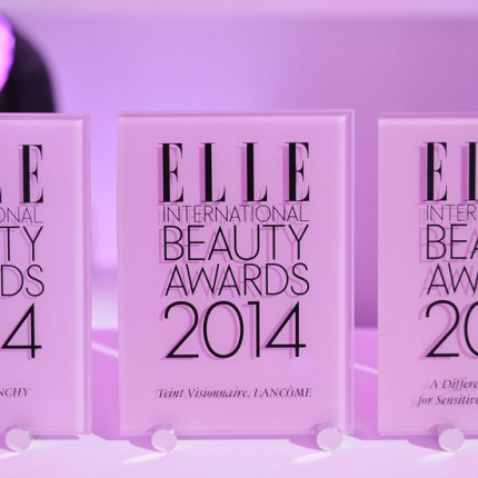 ELLE International Beauty Awards 2014