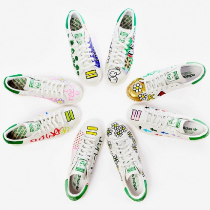 Pharrell Williams dla Adidas!