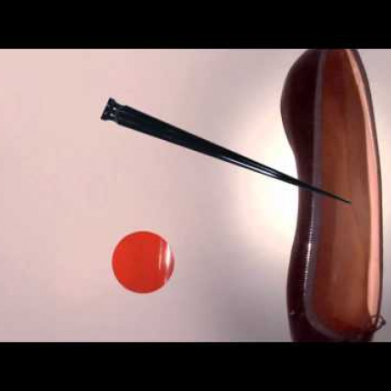 Rouge Louboutin Film by David Lynch