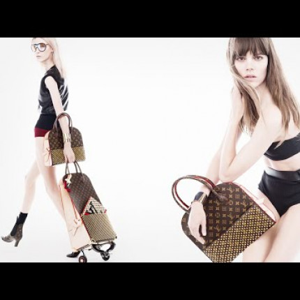 Louis Vuitton Celebrating Monogram Collection