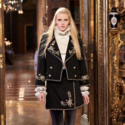 Chanel Métiers d'art Paris-Salzburg