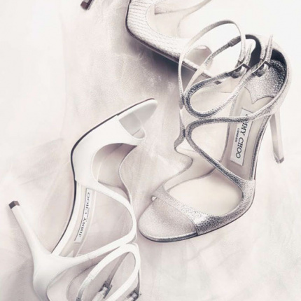 Jimmy Choo Bridal Collection 2015