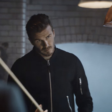 Modern Essentials selected by David Beckham (WIDEO)