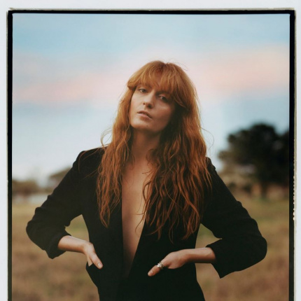 "Florence + The Machine ""Delilah"""