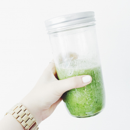 Smoothie dnia: sweet green