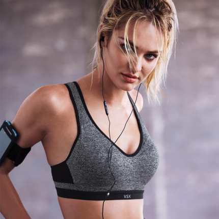 Train Like An Angel 2015: ćwiczenia na nogi Candice Swanepoel