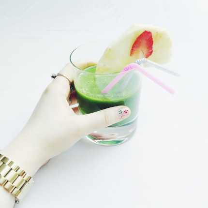 Smoothie dnia: GreenMania
