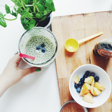 Smoothie dnia: Stay Beautiful