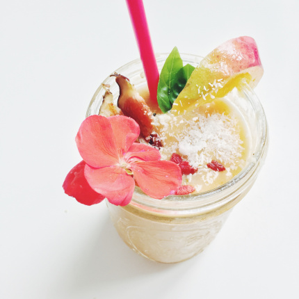 Smoothie dnia: Tropical Tea