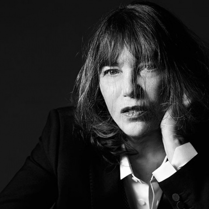 Jane Birkin w kampanii Saint Laurent