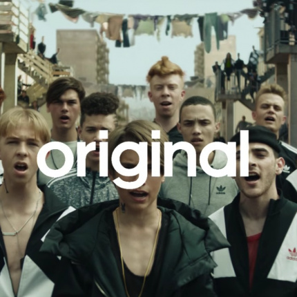 Nowa reklama adidas #ORIGINALis never finished