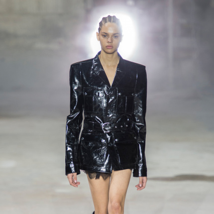 Saint Laurent jesień-zima 2017/2018