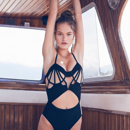 Kostiumy kąpielowe For Love & Lemons lato 2017
