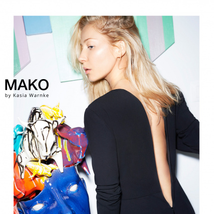 Kasia Warnke dla MAKO [EXCLUSIVE]