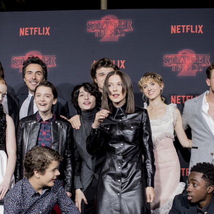 """Stanger Things 2"": premiera w Los Angeles [EXCLUSIVE]"