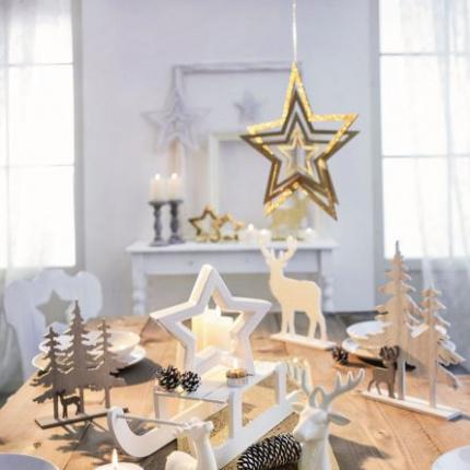 Najpiękniejsze Wnętrza Na święta Elle Decoration Trendy