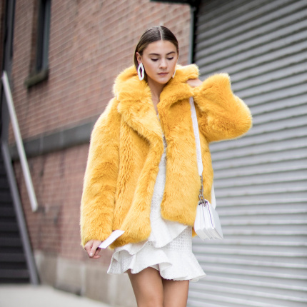Street fashion: New York Fashion Week jesień-zima 2018/2019